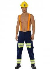 Déguisement de Pompier Sexy
