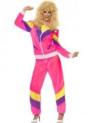 Déguisement 80's Hip hop Breakdance femme Taille L