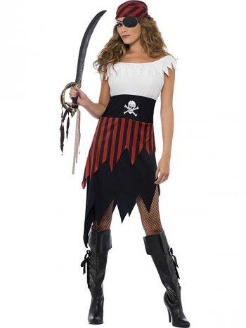 Déguisement de Pirate Flibustière
