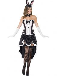 Robe Burlesque Lapine
