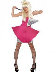 Déguisement de Diva Gaga Taille S