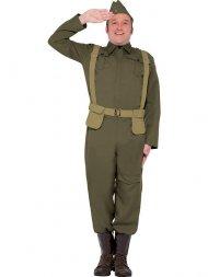 Déguisement de Soldat Britannique