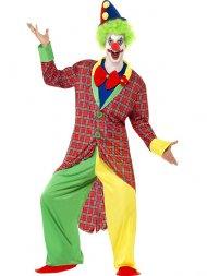 Déguisement de clown de cirque