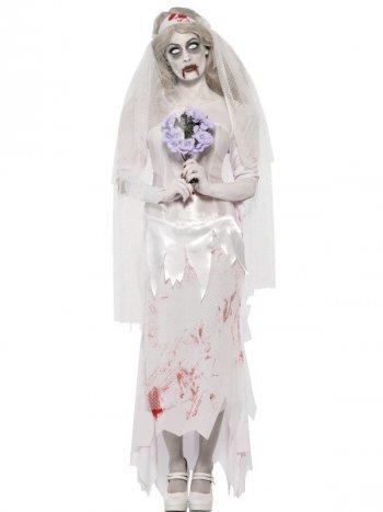 Déguisement Zombie Mariée de la Mort