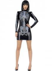 Déguisement Robe Squelette Sexy