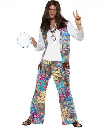Déguisement de Hippie Peace Power