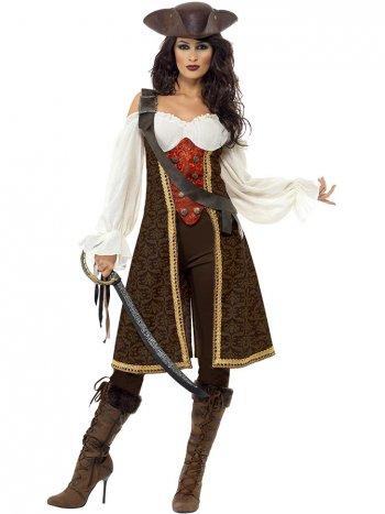 Déguisement de Pirate Kalinda