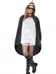 Poncho Pingouin Taille Unique - Mixte