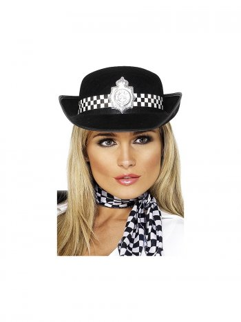 Chapeau de Policière