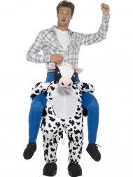Déguisement à dos de Vache Taille Unique