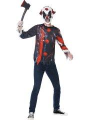 Kit Déguisement Clown Killer Ado