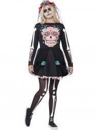 Costume Sweetie Calavera Ado