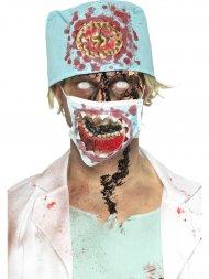 Kit Chirurgien Zombie - Calot + Masque