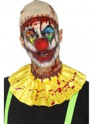 Kit Clown Effrayant - Crâne + Collerette