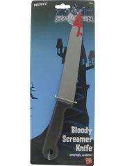 Couteau taché de Sang (35 cm)
