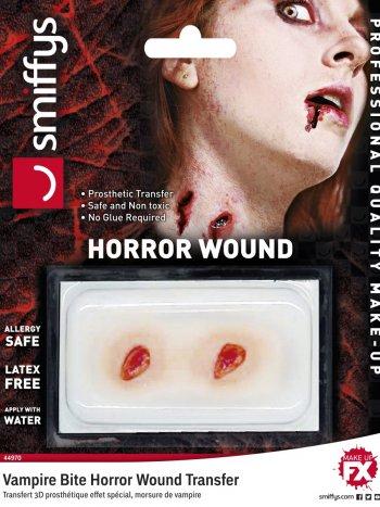 Prothèse Transfert Morsures de Vampire