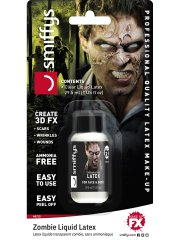 Latex Liquide Zombie Sans Ammoniaque (29 ml) - Mini