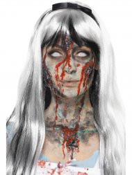 Kit Maquillage Latex Zombie Multicolore