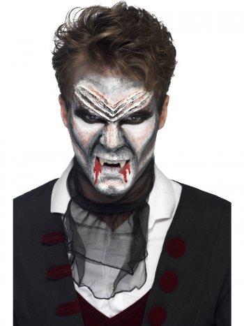Kit Maquillage Latex Vampire