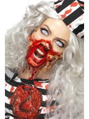 Kit Maquillage Latex Zombie Horreur