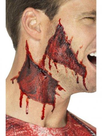 2 Tatouages Temporaire Peau arrachée