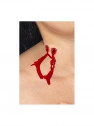 Prothèse Latex Cicatrice Morsure de Vampire