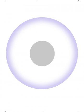 Lentilles Blanc UV - 1 Jour