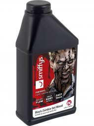 Gel Sang Noir Zombie (47 cl) - Maxi