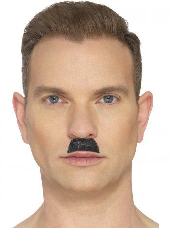 Moustache Mini Brosse Noire