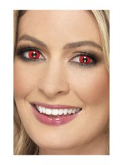 Lentilles Diable Rouge - 1 Jour