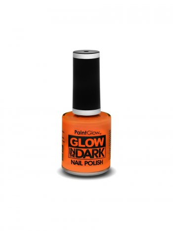 Vernis à ongles Phospho Orange Néon