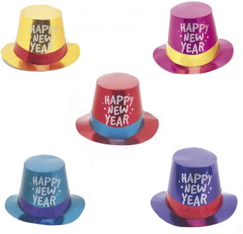 Chapeau Happy New Year