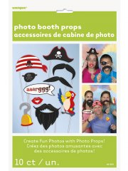 Kit Photo Booth Pirate