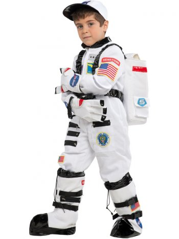 Déguisement Astronaute Luxe
