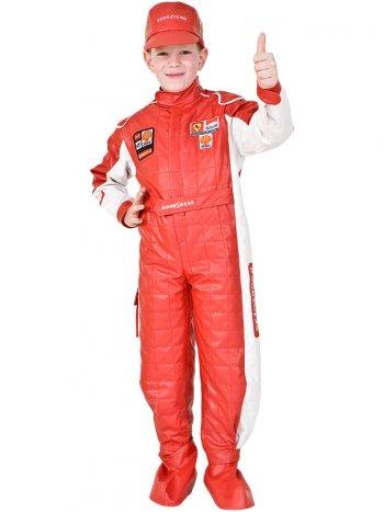 Déguisement Pilote de F1 Luxe