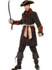 Déguisement Manteau Pirate Luxe