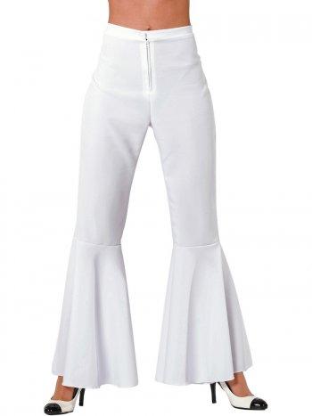 Pantalon Maxi Patte d Eph Blanc