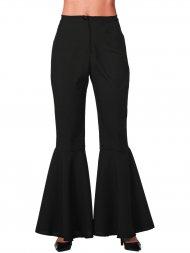 Pantalon Maxi Patte d'Eph Noir