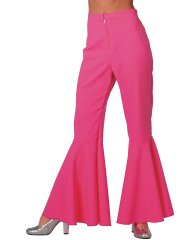 Pantalon Maxi Patte d'Eph Rose