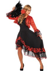 Déguisement Flamenco Carmen Luxe