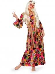 Déguisement Hippie Power Femme