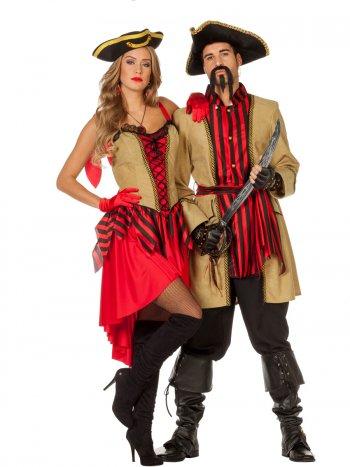 Déguisement Pirate Femme Morgan