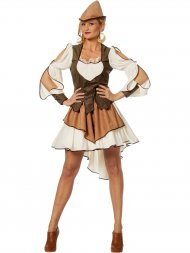 Déguisement Dame de Sherwood