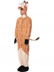 Déguisement Girafe Peluche Adulte