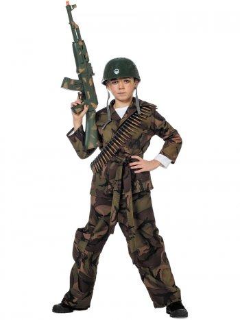 Déguisement Militaire Officier