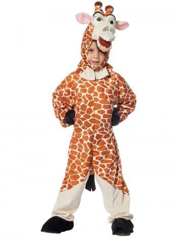 Déguisement Girafe Peluche Enfant