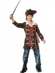 Déguisement Pirate Marron