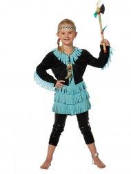 Déguisement Indienne Wishbone Enfant