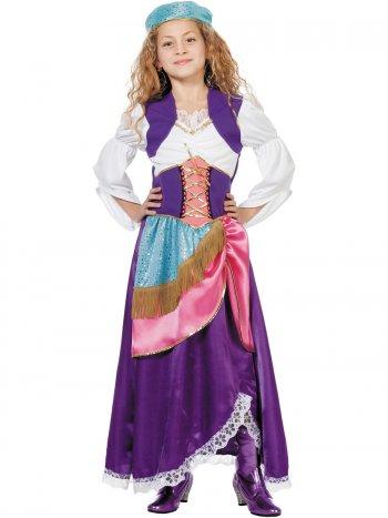 Déguisement Princesse Tzigane Enfant