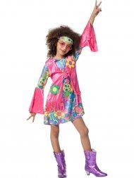 Déguisement Hippie Flower Enfant